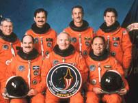 STS-35 Crew Photo