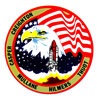 STS-36 Mission Patch