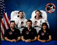 STS-37 Crew Photo