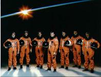 STS-39 Crew Photo