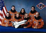 STS-40 Crew Photo
