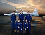 STS-41 Crew Photo