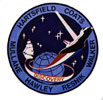 STS-41D Mission Patch