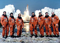 STS-42 Crew Photo