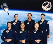 STS-44 Crew Photo