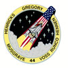 STS-44 Mission Patch