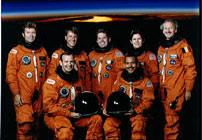 STS-45 Crew Photo