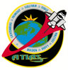 STS-45 Mission Patch