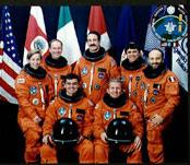 STS-46 Crew Photo