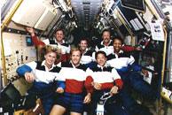 STS-47 Crew Photo