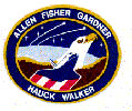 STS-51A Mission Patch