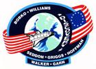 STS-51D Mission Patch