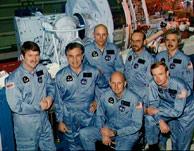 STS-51F Crew Photo