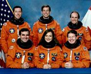 STS-52 Crew Photo