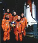 STS-53 Crew Photo
