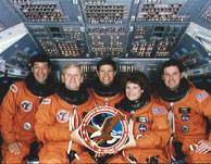 STS-54 Crew Photo