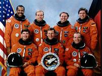 STS-55 Crew Photo