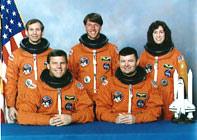 STS-56 Crew Photo
