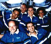 STS-57 Crew Photo