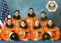 STS-58 Crew Photo