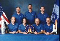 STS-61 Crew Photo