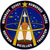 STS-61 Mission Patch