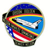 STS-61C Mission Patch