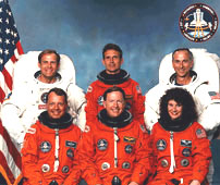 STS-64 Crew Photo