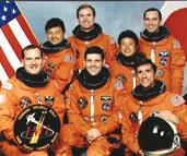 STS-65 Crew Photo