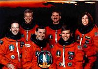 STS-66 Crew Photo
