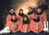 STS-67 Crew Photo