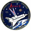 STS-67 Mission Patch