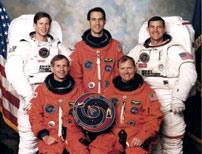 STS-69 Crew Photo