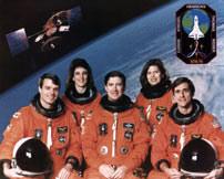 STS-70 Crew Photo