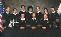 STS-71 Crew Photo
