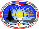 STS-71 Mission Patch