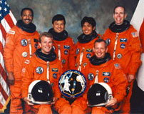 STS-72 Crew Photo