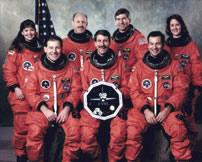 STS-73 Crew Photo
