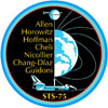 STS-75 Mission Patch
