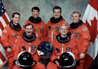 STS-77 Crew Photo