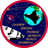 STS-77 Mission Patch