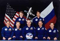STS-79 Crew Photo