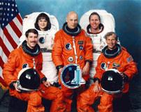 STS-80 Crew Photo