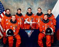 STS-81 Crew Photo