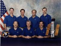STS-82 Crew Photo