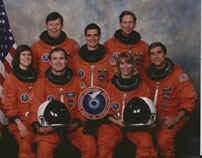 STS-83 Crew Photo