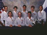 STS-84 Crew Photo