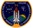 STS-84 Mission Patch