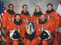 STS-85 Crew Photo