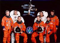 STS-86 Crew Photo